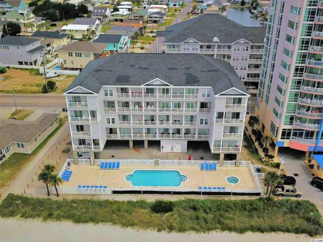 3400 N Ocean Blvd. #308, North Myrtle Beach, SC 29582 (MLS #1813965) :: The Greg Sisson Team with RE/MAX First Choice