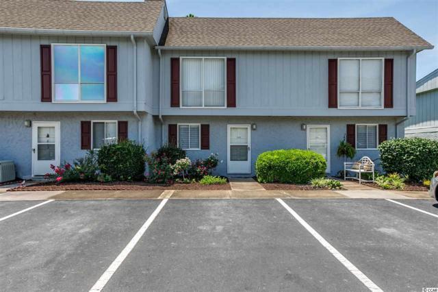 845 Villa Dr #845 #845, North Myrtle Beach, SC 29582 (MLS #1813991) :: James W. Smith Real Estate Co.