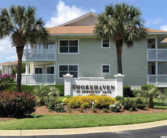 300 Shorehaven Drive V2, North Myrtle Beach, SC 29582 (MLS #1814007) :: Matt Harper Team