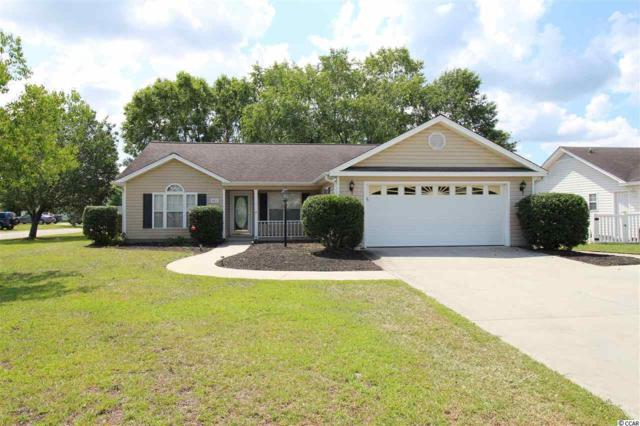 401 Gatehouse Ct., Conway, SC 29526 (MLS #1814017) :: The Litchfield Company