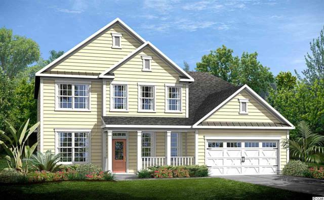 1588 Thornbury Drive, Myrtle Beach, SC 29577 (MLS #1814042) :: James W. Smith Real Estate Co.