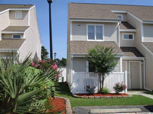1500 Deer Creek Road A, Surfside Beach, SC 29575 (MLS #1814070) :: Trading Spaces Realty