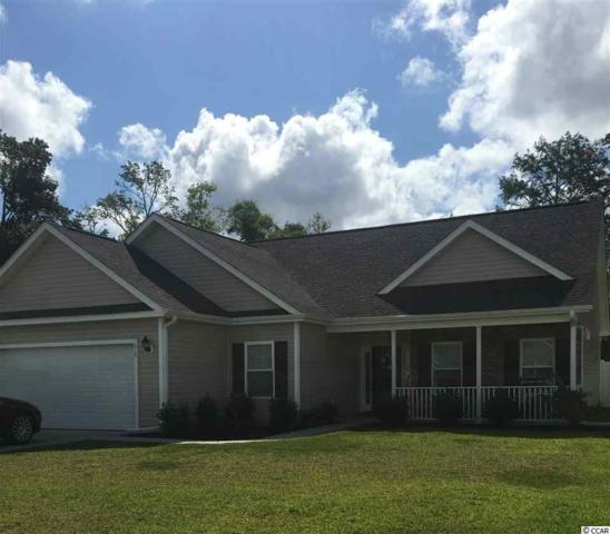 418 Channel View Drive, Conway, SC 29527 (MLS #1814119) :: Myrtle Beach Rental Connections