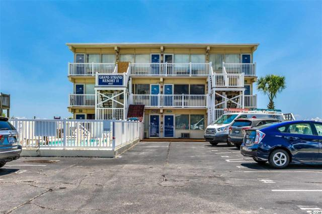 1607 S Ocean Blvd #17, North Myrtle Beach, SC 29582 (MLS #1814188) :: James W. Smith Real Estate Co.