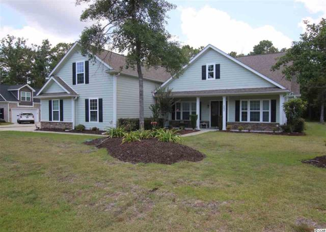 352 Capers Creek Drive, Myrtle Beach, SC 29579 (MLS #1814191) :: The Greg Sisson Team with RE/MAX First Choice