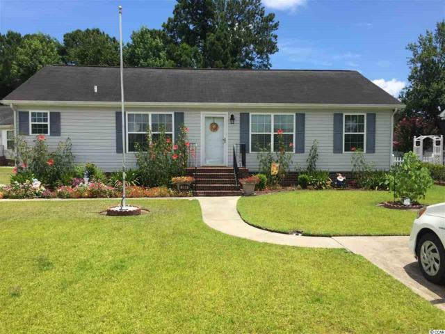284 Stone Throw Dr, Murrells Inlet, SC 29576 (MLS #1814207) :: The Litchfield Company