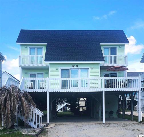 109 Clipper Ship Dr, Holden Beach, NC 28462 (MLS #1814227) :: The Litchfield Company