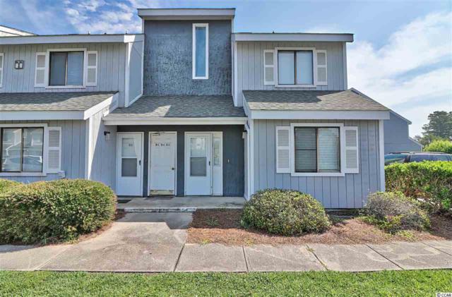 3700 Golf Colony Lane 1-B, Little River, SC 29566 (MLS #1814240) :: James W. Smith Real Estate Co.