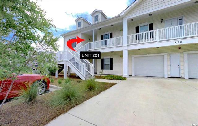 828 Sail Lane #201, Murrells Inlet, SC 29576 (MLS #1814246) :: Myrtle Beach Rental Connections