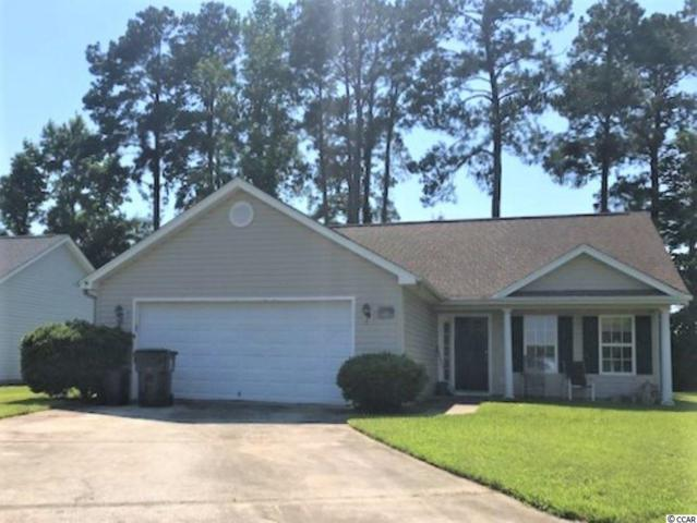 722 Lilly Naz Lane, Myrtle Beach, SC 29588 (MLS #1814253) :: James W. Smith Real Estate Co.