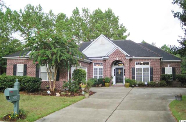 2910 Whooping Crane Drive, North Myrtle Beach, SC 29582 (MLS #1814257) :: SC Beach Real Estate