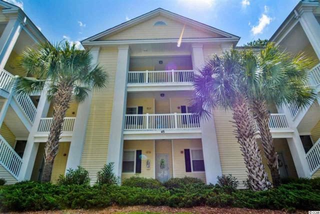 601 N Hillside Dr. #4523, North Myrtle Beach, SC 29582 (MLS #1814273) :: The Trembley Group