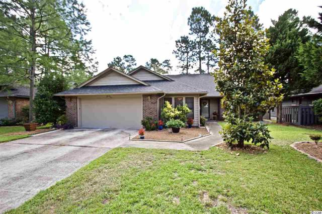 121 Mayberry Lane, Conway, SC 29526 (MLS #1814280) :: The Greg Sisson Team with RE/MAX First Choice