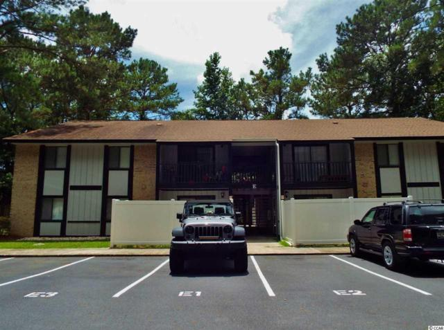 950 Forestbrook Rd. E-3, Myrtle Beach, SC 29579 (MLS #1814286) :: SC Beach Real Estate