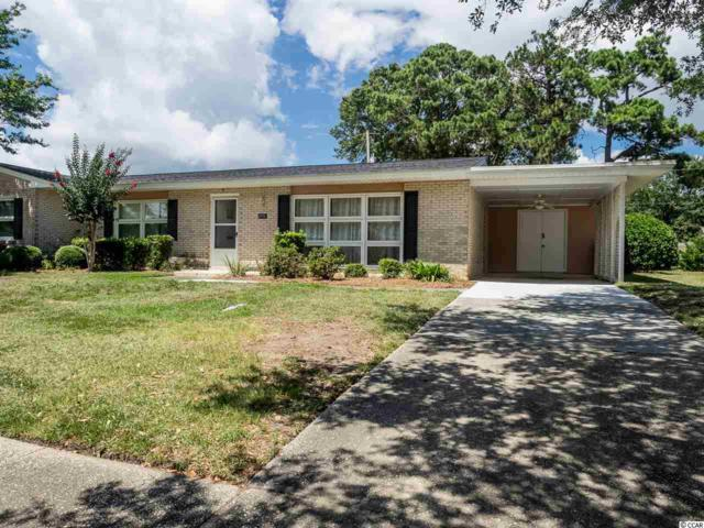 3776 Tea Rose Street #3776, Myrtle Beach, SC 29577 (MLS #1814295) :: James W. Smith Real Estate Co.