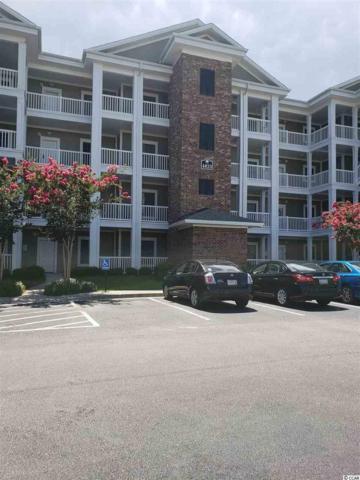 4823 Magnolia Lake Drive #203, Myrtle Beach, SC 29577 (MLS #1814305) :: Matt Harper Team