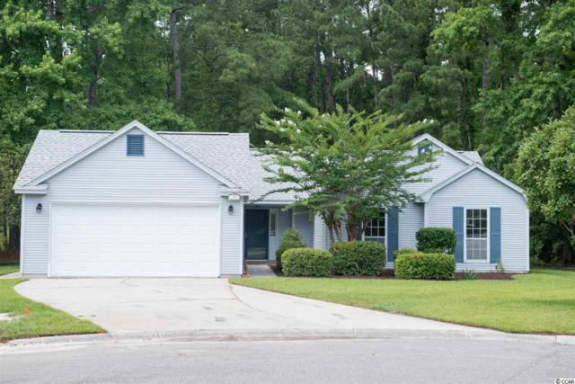 709 Hummingbird Drive, Murrells Inlet, SC 29576 (MLS #1814355) :: The Greg Sisson Team with RE/MAX First Choice