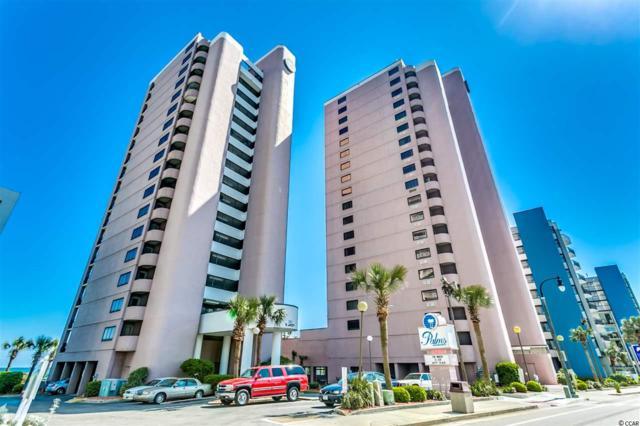 2406 N Ocean Blvd #1005, Myrtle Beach, SC 29577 (MLS #1814366) :: Trading Spaces Realty