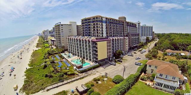 201 N 77th Ave #322, Myrtle Beach, SC 29572 (MLS #1814374) :: The Hoffman Group