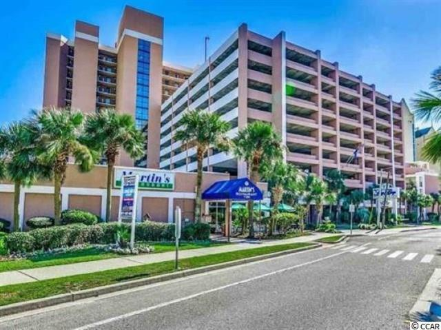 7200 N Ocean Blvd., 124 #124, Myrtle Beach, SC 29572 (MLS #1814391) :: Matt Harper Team