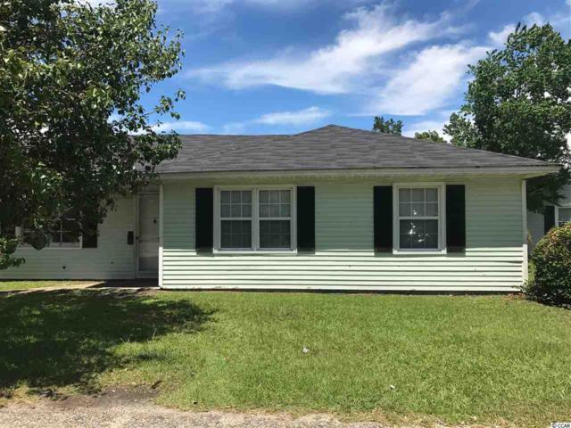 1600 Oak St. 3A, Conway, SC 29526 (MLS #1814407) :: James W. Smith Real Estate Co.