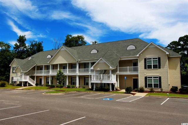 144 Scotchbroom Drive, Unit O-203 O-203, Little River, SC 29566 (MLS #1814431) :: James W. Smith Real Estate Co.