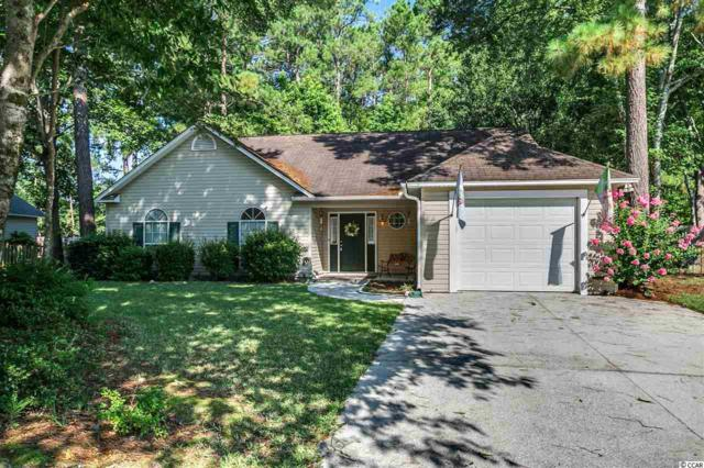 415 Ashwood Lane, Myrtle Beach, SC 29588 (MLS #1814436) :: James W. Smith Real Estate Co.