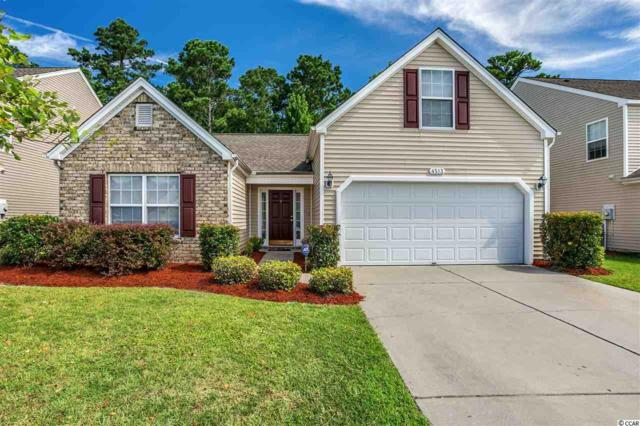 4513 Farm Lake Drive, Myrtle Beach, SC 29579 (MLS #1814450) :: Trading Spaces Realty