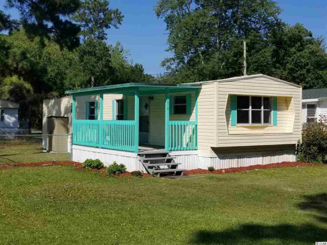1508 Scorpio Lane, Myrtle Beach, SC 29575 (MLS #1814470) :: James W. Smith Real Estate Co.