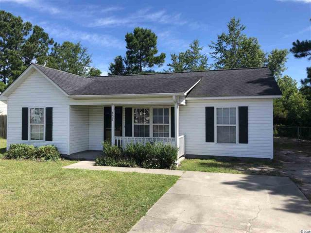 807 Esther Ct, Conway, SC 29526 (MLS #1814490) :: Myrtle Beach Rental Connections