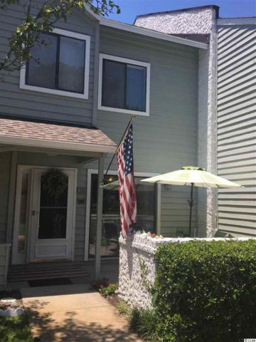 28 Shadow Moss Place #28, North Myrtle Beach, SC 29582 (MLS #1814517) :: The Hoffman Group