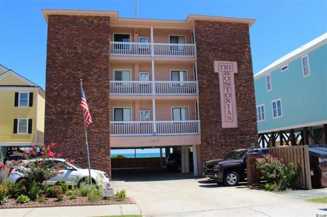1417 S Ocean Blvd. #201, Surfside Beach, SC 29575 (MLS #1814521) :: The Greg Sisson Team with RE/MAX First Choice