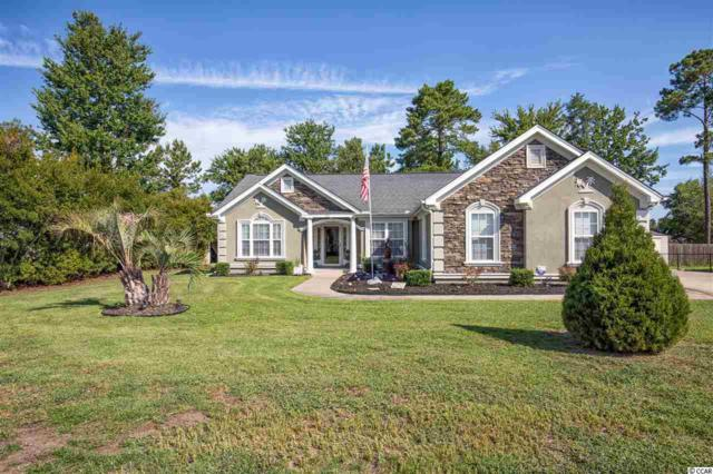 105 Peninsula Court, Conway, SC 29526 (MLS #1814540) :: The Litchfield Company