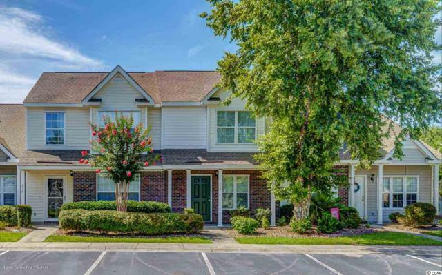 813 Sheridan Road #158, Myrtle Beach, SC 29579 (MLS #1814571) :: The Greg Sisson Team with RE/MAX First Choice