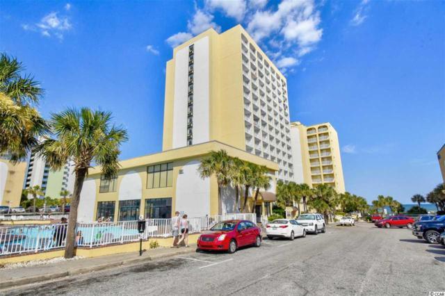 1207 S Ocean Blvd #50807, Myrtle Beach, SC 29577 (MLS #1814596) :: Trading Spaces Realty