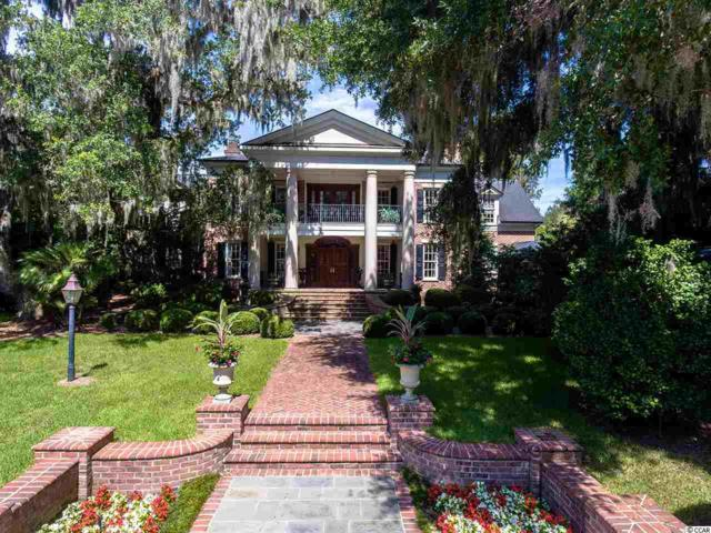 4 Lower Waverly Rd., Pawleys Island, SC 29585 (MLS #1814602) :: The Litchfield Company
