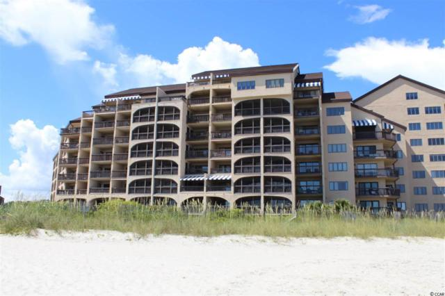 100 Lands End Blvd. #502, Myrtle Beach, SC 29572 (MLS #1814620) :: The Greg Sisson Team with RE/MAX First Choice