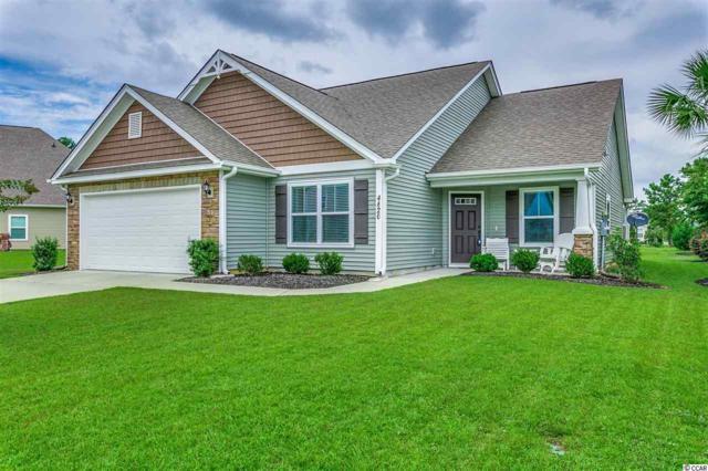 4820 Bramblewood Dr., Myrtle Beach, SC 29579 (MLS #1814631) :: James W. Smith Real Estate Co.