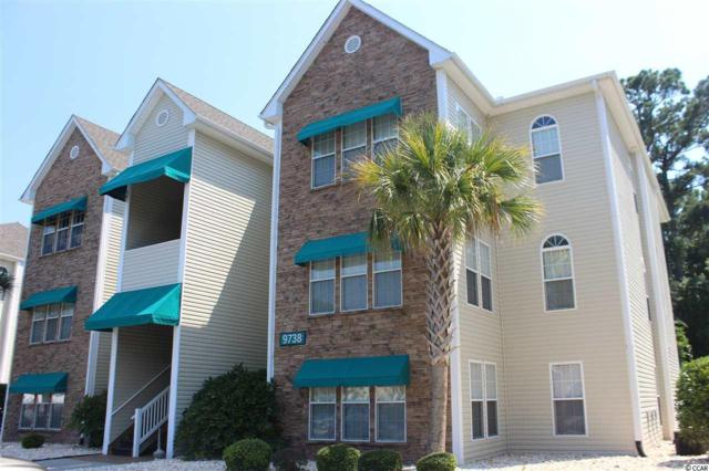 9738-10 Leyland Drive 9738-10, Myrtle Beach, SC 29572 (MLS #1814644) :: Trading Spaces Realty