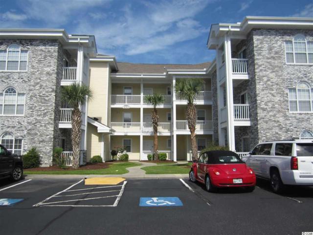 4705 Wild Iris Drive #101, Myrtle Beach, SC 29577 (MLS #1814662) :: Matt Harper Team