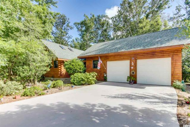 581 Hill Drive, Pawleys Island, SC 29585 (MLS #1814682) :: The Greg Sisson Team with RE/MAX First Choice