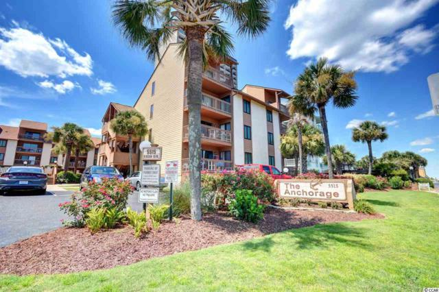 5515 N Ocean Blvd #110, Myrtle Beach, SC 29577 (MLS #1814684) :: The Hoffman Group