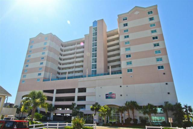 1903 S Ocean Blvd #809, North Myrtle Beach, SC 29582 (MLS #1814693) :: The Greg Sisson Team with RE/MAX First Choice