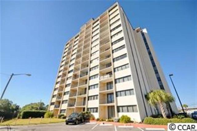 601 Mitchell Drive #301, Myrtle Beach, SC 29577 (MLS #1814724) :: James W. Smith Real Estate Co.