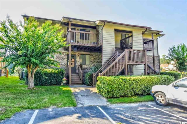 305 Resort Drive E-19, Myrtle Beach, SC 29588 (MLS #1814727) :: Matt Harper Team