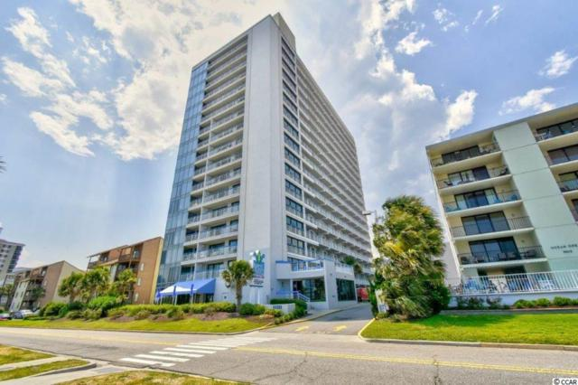 5511 N Ocean Blvd #1702, Myrtle Beach, SC 29577 (MLS #1814730) :: The Litchfield Company