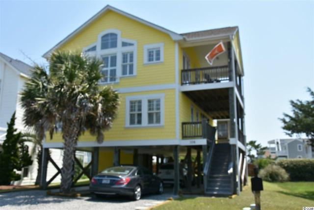 106 Sunshine Lane, Holden Beach, NC 28462 (MLS #1814739) :: The Litchfield Company