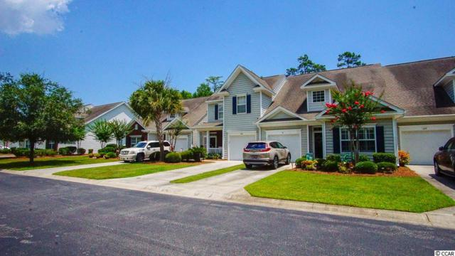 698 Botany Loop #698, Murrells Inlet, SC 29576 (MLS #1814745) :: The Greg Sisson Team with RE/MAX First Choice