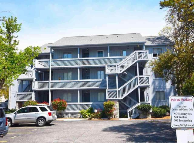 312 N 69th Ave. N #303, Myrtle Beach, SC 29572 (MLS #1814748) :: The Greg Sisson Team with RE/MAX First Choice