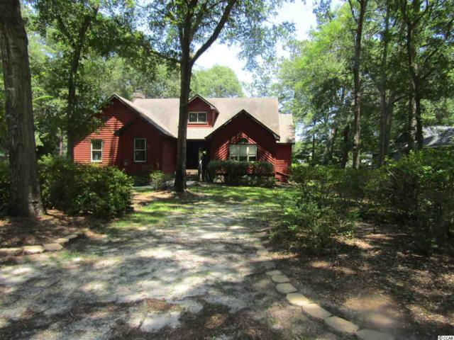 424 Egret Drive, Sunset Beach, NC 28468 (MLS #1814769) :: The Greg Sisson Team with RE/MAX First Choice